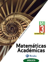ESO 3 - MATEMATICAS ACADEMICAS (AND) (COLEG BILINGUES) - GENERACION B
