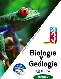 ESO 3 - BIOLOGIA Y GEOLOGIA (AND) - GENERACION B