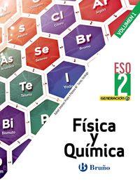 ESO 2 - FISICA Y QUIMICA TRIM - GENERACION B