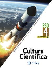 ESO 4 - CULTURA CIENTIFICA - GENERACION B