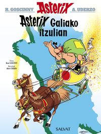 asterix galiako itzulian - Rene Goscinny / Albert Uderzo (il. )