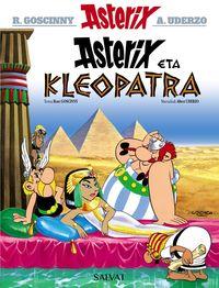 asterix eta kleopatra - Rene Goscinny / Albert Uderzo (il. )
