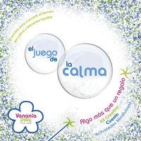 JUEGO DE LA CALMA, EL - KIT CREATIVO (+ACTIVIDADES MINDFULNESS)