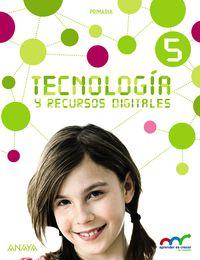 Ep 5 - Tecnologia Y Recursos Digitales - Apre. Crec. Conex. (mad) - Aa. Vv.