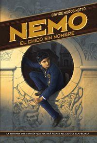 NEMO - EL CHICO SIN NOMBRE