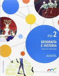 ESO 2 - GEOGRAFIA E HISTORIA - APRE. CREC. CONEX. (CLM)