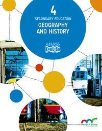 ESO 4 - GEOGRAPHY AND HISTORY - LEARN. CONEC. (PV, NAV, C. VAL, MAD, AND, ARA, AST, CAN, CANT, CYL, CLM, CEU, EXT, GAL, BAL, LRIO, MEL, MUR)