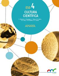Eso 4 - Cultura Cientifica - Apre. Crec. Conex. (pv, Nav, C. Val, Mad, And, Ara, Ast, Can, Cant, Cyl, Clm, Ceu, Ext, Gal, Bal, Lrio, Mel, Mur) - Aa. Vv.
