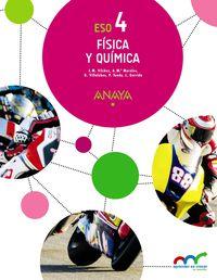 ESO 4 - FISICA Y QUIMICA - APRE. CREC. CONEX. (AND)