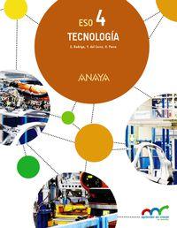 Eso 4 - Tecnologia - Apre. Crec. Conex. (pv, C. Val, Can, Clm) - Aa. Vv.