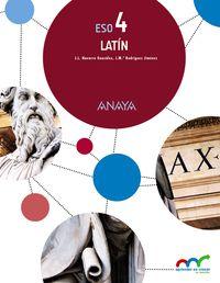 Eso 4 - Latin - Apre. Crec. Conex. (pv, Nav, C. Val, Mad, And, Ara, Ast, Can, Cant, Cyl, Clm, Ceu, Ext, Gal, Bal, Lrio, Mel, Mur) - Aa. Vv.