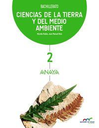 BACH 2 - CIENCIAS DE LA TIERRA Y DEL MEDIO AMBIENTE - APRE. CREC. CONEX. (PV, NAV, C. VAL, MAD, AND, ARA, AST, CAN, CANT, CYL, CLM, CEU, EXT, GAL, BAL, LRIO, MEL, MUR)