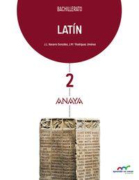 Bach 2 - Latin - Apre. Crec. Conex. (pv, Nav, C. Val, Mad, And, Ara, Ast, Can, Cant, Cyl, Clm, Ceu, Ext, Gal, Bal, Lrio, Mel, Mur) - Aa. Vv.