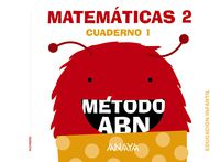 4 AÑOS - MATEMATICAS ABN - NIVEL 2 CUAD. 1 (PV, NAV, C. VAL, MAD, AND, ARA, AST, CAN, CANT, CYL, CLM, CEU, EXT, GAL, BAL, LRIO, MEL, MUR)