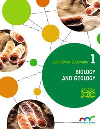 Eso 1 - Biology And Geology - Learn. Conec. (and) - Aa. Vv.