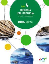 Dbh 4 - Biologia Eta Geologia - Hazi Eta Hezi Bat Eginik - Batzuk