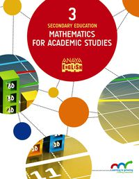 eso 3 - mathematics (academic) - apre. crec. conex. (and) - Aa. Vv.
