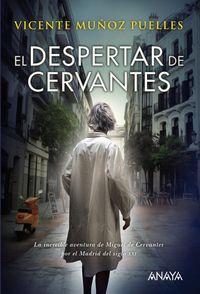 El despertar de cervantes - Vicente Muñoz Puelles
