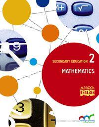 Eso 2 - Mathematics - Learn. Conec. (pv, Nav, C. Val, Mad, Ara, Ast, Can, Cant, Cyl, Clm, Ceu, Ext, Gal, Bal, Lrio, Mel, Mur) - Aa. Vv.
