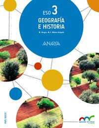 Eso 3 - Geografia E Historia - Apren. Crec. Conexion (pv) - Aa. Vv.