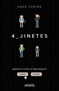 4 Jinetes - Anxo Fariña