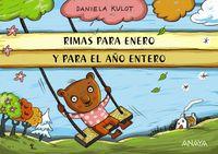 Rimas Para Enero Y Para El Año Entero - Daniela Kulot