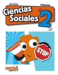 EP 2 - CIENCIAS SOCIALES (MUR) - PIEZA A PIEZA