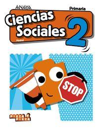 EP 2 - CIENCIAS SOCIALES (MAD) - PIEZA A PIEZA