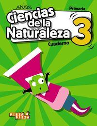 EP 3 - CIENCIAS DE LA NATURALEZA CUAD (MAD)
