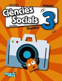 EP 3 - CIENCIES SOCIALS QUAD (BAL) - PEÇA A PEÇA