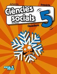 EP 5 - CIENCIES SOCIALS QUAD (BAL) - PEÇA A PEÇA
