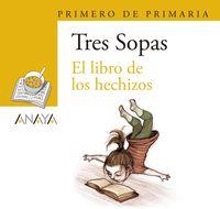 EP 1 - (BLISTER) EL LIBRO DE LOS HECHIZOS