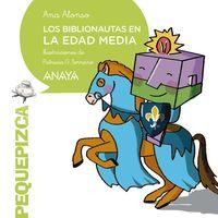 BIBLIONAUTAS EN LA EDAD MEDIA, LOS