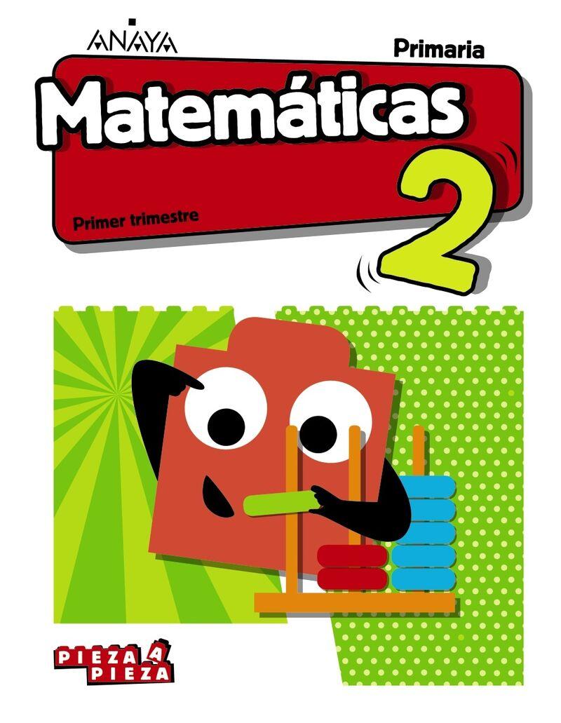 EP 2 - MATEMATICAS (AND) (+TALLER RESOLUCION PROBLEMAS) - PIEZA A PIEZA