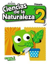 EP 2 - CIENCIAS NATURALEZA (AND) - PIEZA A PIEZA