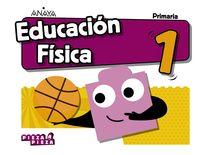 EP 1 - EDUCACION FISICA (AND) - PIEZA A PIEZA