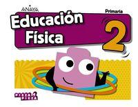 EP 2 - EDUCACION FISICA (AND) - PIEZA A PIEZA