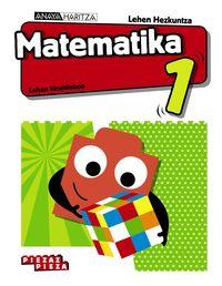 LH 1 - MATEMATIKA - PIEZAZ PIEZA