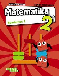 LH 2 - MATEMATIKA KOAD 2 - PIEZAZ PIEZA