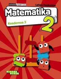 LH 2 - MATEMATIKA KOAD 3 - PIEZAZ PIEZA