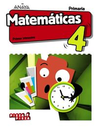 EP 4 - MATEMATICAS (AST, BAL, CANT, CAN, C. VAL, PV, EXT, MUR) - PIEZA A PIEZA
