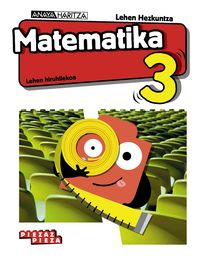 LH 3 - MATEMATIKA - PIEZAZ PIEZA