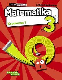 LH 3 - MATEMATIKA KOAD 1 - PIEZAZ PIEZA