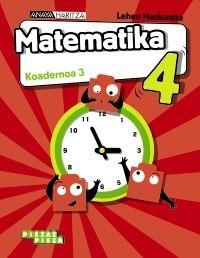 LH 4 - MATEMATIKA KOAD 3 - PIEZAZ PIEZA