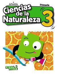 EP 3 - CIENCIAS NATURALEZA (AND) - PIEZA A PIEZA
