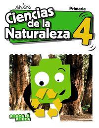 EP 4 - CIENCIAS NATURALEZA (AND) - PIEZA A PIEZA