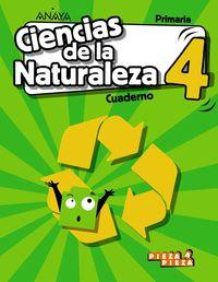 EP 4 - CIENCIAS NATURALEZA (MAD) CUAD - PIEZA A PIEZA