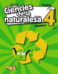 EP 4 - CIENCIES NATURALESA (BAL) QUAD - PEÇA A PEÇA