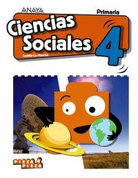 EP 4 - CIENCIAS SOCIALES (CLM) - PIEZA A PIEZA