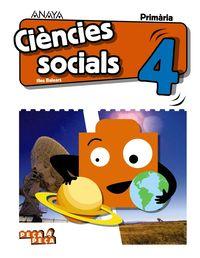 EP 4 - CIENCIES SOCIALS (BAL) - PEÇA A PEÇA
